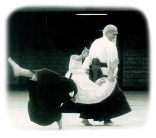 O Sensei erteilte unaufhörlich Unterricht