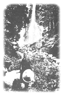 Die heiligen Nachi-Fälle in Kumano
