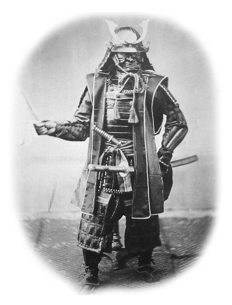 Was Ist Ein Samurai
